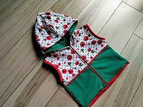 Detské oblečenie - Detská vesta - 12012544_