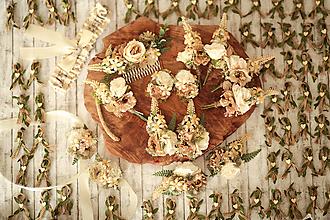 Bielizeň/Plavky - Svadobný podväzok - 12018433_