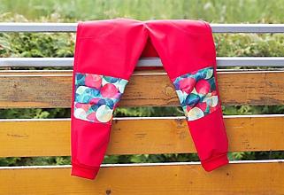 Detské oblečenie - Letné softshellky v 104 - 12015771_