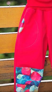 Detské oblečenie - Letné softshellky skladom v 122 - 12015787_