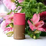 Drogéria - pink - prírodný deodorant bez sódy - 12015949_