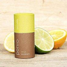 Drogéria - citrus - prírodný deodorant bez sódy - 12015876_