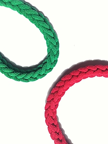 Náhrdelníky - Háčkovaný Náhrdelník Kiki - Rôzne Farby - 12018604_