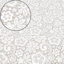 Textil - Bavlnená látka - metráž - krajka - 12015842_