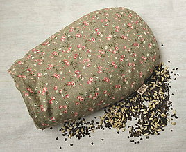Úžitkový textil - FILKI vankúš na ruky Rukošška - 12015493_