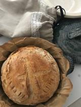 Nádoby - Forma na pečenie (nielen) chleba okrúhla - 12022337_