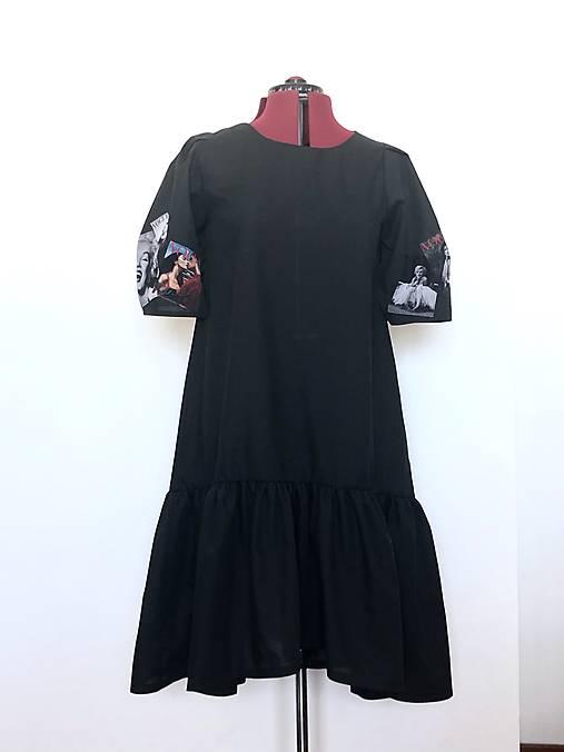 Šaty Hera čierne