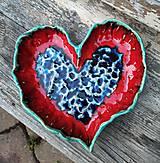 Nádoby - V srdci je pokojná hladina ... Misa - 12024231_