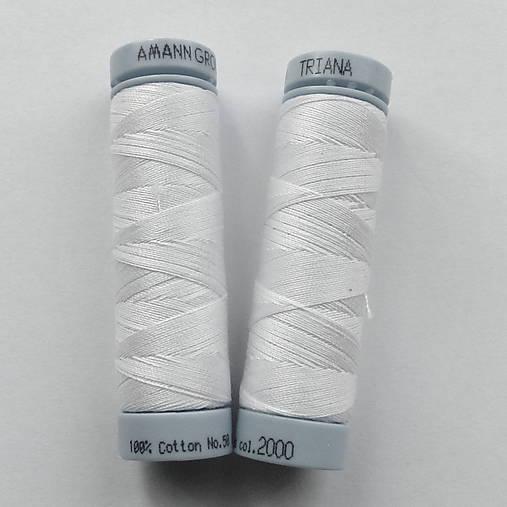 Bavlnené nite 100 m č.50 Triana