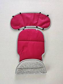 Textil - VLNIENKA Podložka do autosedačky 15 - 36 kg 100% Merino proti poteniu a prechladnutiu BRITAX  RÖMER Discovery - 12024595_