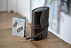 Papiernictvo - kožený fotoalbum DAAN - 12024866_