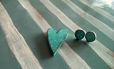Sady šperkov - Nežnôstky z čarovnej krabice - 12025275_