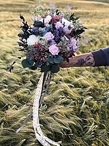 """Kytice pre nevestu - Svadobná kytica """"tôňa letnej lásky""""  - 12025539_"""