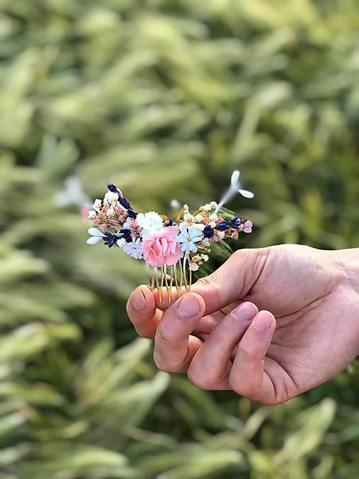 """Kvetinový mini hrebienok """"naše chvíle"""""""
