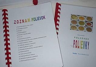 Papiernictvo - Polievky - kniha - 12025623_
