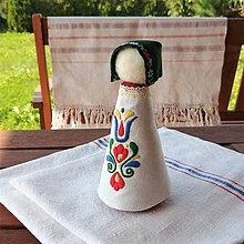 Bábiky - Slovenská ľudová bábika 2 - 12025449_