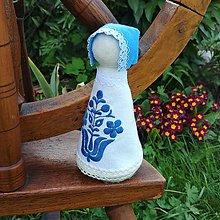 Bábiky - Slovenská ľudová bábika 3 - 12025710_