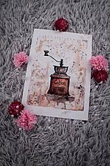Obrazy - ART Print Coffe - 12024326_