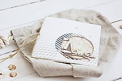 Papiernictvo - Námornícky pozdrav - loď - 12027543_