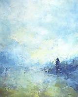 Obrazy - Zimné ráno  - 12030600_