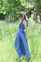 Šaty - maxi šaty Klára - 12027220_