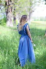 Šaty - maxi šaty Klára - 12027246_