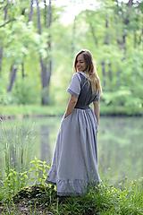 Šaty - maxi šaty Adriana - 12027344_