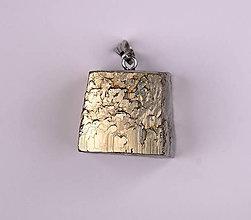 Iné šperky - Pyrit p543 - 12029481_