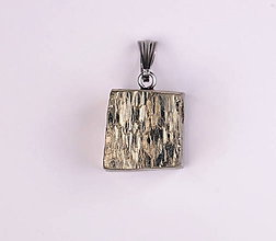 Iné šperky - Pyrit p551 - 12029535_