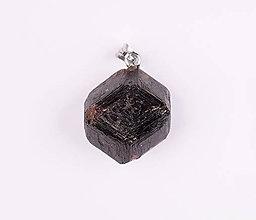 Iné šperky - Granát červený p553 - 12029545_