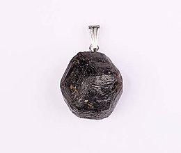 Iné šperky - Granát červený p555 - 12029557_