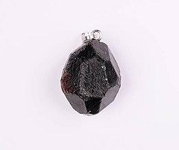 Iné šperky - Granát červený p559 - 12029588_