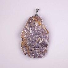 Iné šperky - Lepidolit p562 - 12029604_