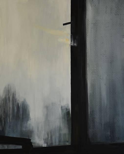 Hmla za oknom (séria Slepé okno)