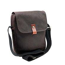 Veľké tašky - NOVINKA DÍLNY - pánská taška YOUNG 5 - 12029239_