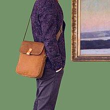 Veľké tašky - NOVINKA DÍLNY - pánská taška YOUNG 4 - 12029278_