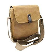 Veľké tašky - NOVINKA DÍLNY - pánská taška YOUNG 3 - 12029297_
