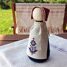Bábiky - Slovenská ľudová bábika 5 - 12027165_