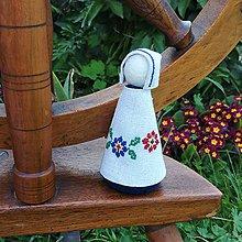Bábiky - Slovenská ľudová bábika 8 - 12030496_