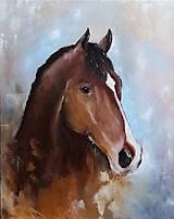 Obrazy - kôň - 12028160_