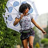 Sukne - Origo sukňa mini kvety - limit - 12029765_