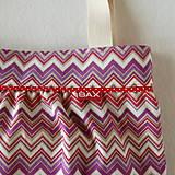 Veľké tašky - Shopper - Fialová - 12032012_