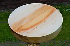 Pomôcky - Okrúhla doska na krájanie či jedenie 01 - 12032105_