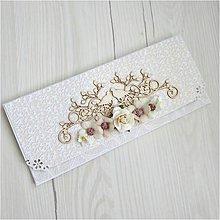 Papiernictvo - Obálka na peniaze - 12036651_