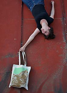 Nákupné tašky - Taška Končistá - Vysoké Tatry - 2 537,5 m n. m. - 12034285_