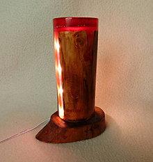 Svietidlá a sviečky - Stolná lampa - 12034831_