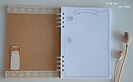 Papiernictvo - Receptárik (bylinky) - 12036551_