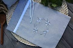 Úžitkový textil - Vrecúška - 12035439_