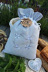 Úžitkový textil - Vrecúška - 12035441_