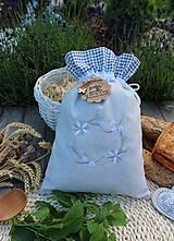 Úžitkový textil - Vrecúška - 12035442_